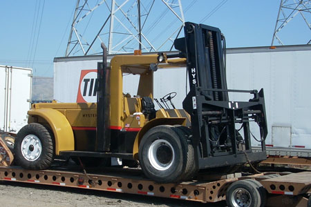 Hyster 460