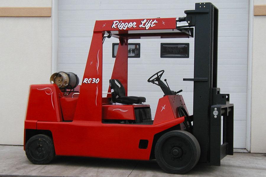 Rigger Lift RC30-35-2