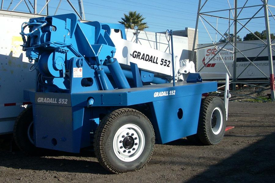 Gradall 552-2