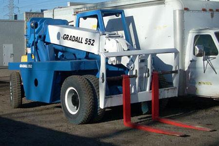 Gradall 552